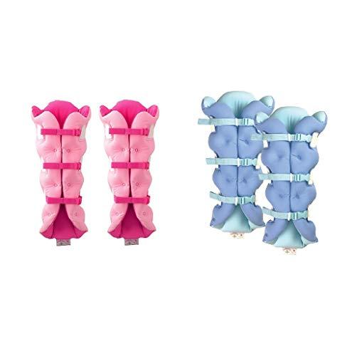 ムッシュ サクラ咲く 足まくら EVOLUTION 両足セット ピンク & ブルー セット