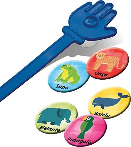Brinquedos Estrela Tapa Certo Jogo 5+ Anos, Multicor