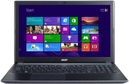 Acer Aspire V5-571G 15.6-inch Laptop - Black (Intel Core i5 3317U 1.7GHz, 8GB RAM, 500GB HDD, DVDSM DL, LAN, WLAN, BT, Webcam, Nvidia Graphics, Windows 8 64-bit)