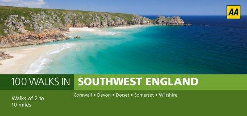 Southwest England (AA 100 Walks in)