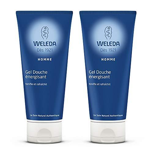 WELEDA - Weleda Duo Gel doccia Energizzante Uomo 2 x 200ml