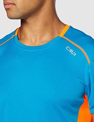 T-Shirt Uomo T-Shirt da Ciclismo Uomo con Trattamento Antibatterico CMP