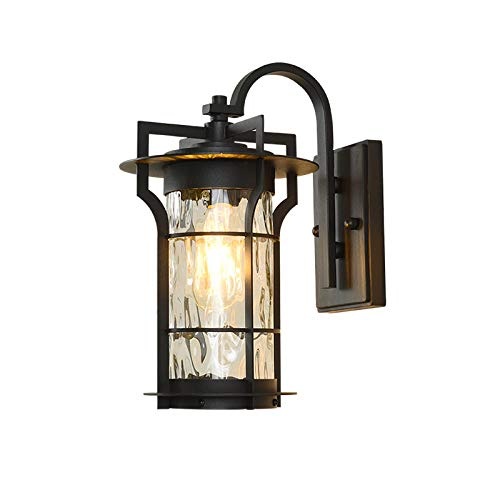 Buitenverlichting, padverlichting, buitenwandlampen, schijnwerper, spotverlichting, American Eagle Claw, wandlamp, waterdichte wandlamp voor binnen en buiten, 110 V Ul 220 V, aluminium lichaam riple glas