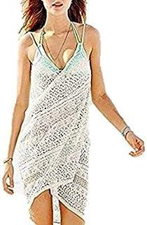 (mind swimwear) レディース パレオ レース オーバーウェア オシャレ 水着 ビキニ 水着の上に ビキニ 体型カバー
