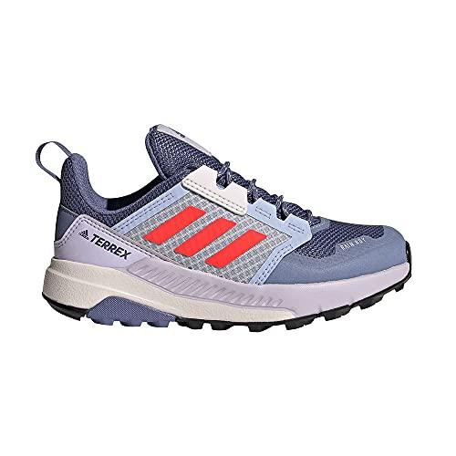 adidas Terrex Trailmaker R.RDY K, Zapatillas de Senderismo Unisex Adulto, VIOORB/Rojsol/MATPUR, 39 1/3 EU