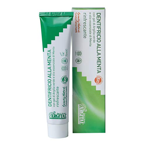 CLAY Zahncreme Mint 75 ML