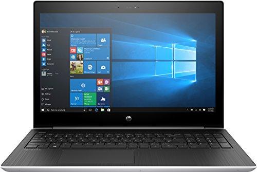 HP ProBook 450 G5 Notebook PC, Intel Core i7-8550U, 16GB di RAM, SATA da 1 TB, SSD 512 GB, Display 15,6' FHD IPS antiriflesso, Argento Naturale