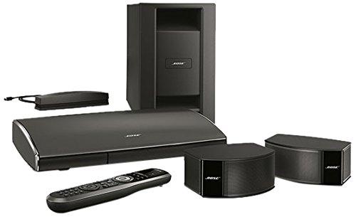 Bose Lifestyle 235 Series III Receiver (HDMI-Anschluss, iPod/iPhone-Steuerung:direkte Steuerung,USB-Anschluss)