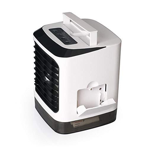 Luftkühler Lüfter Kleine Tragbare Kühlung Usb-Aufladung Mit Fernbedienung Tragbare Bassbefeuchtung Home Schlafsaal Bett