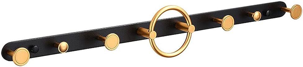 Over deur Hange met 6 haken, moderne boven deur hanger lussen Tie Rack elegante eenvoudige stijl afstandbesparende wandhan...