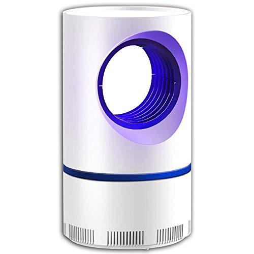 Ckaixin Elektrischer Insektenvernichter,fliegenfalle,Insektenfalle Lampe,USB Wiederaufladbar für Innen Außeneinsatz Campinglampe Tragbar Mückenvernichter