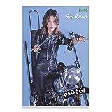 Easy Riders Suzi Quatro Leinwand-Poster, Wandkunst, Deko,