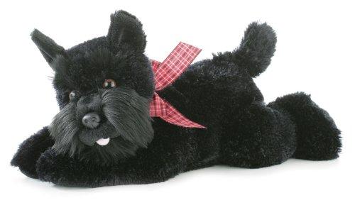 Scottie Dog Plush Animal