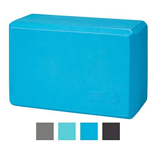 FILA Accessories Yoga Block - EVA Foam Blocks for Support, Balance & Stability | Yoga,...