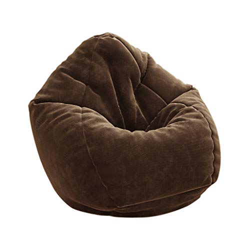 Sofa Sack - Plush, Ultra Soft Bean Bag Chair - Memory Foam Bean Bag Chair with Microsuede Cover - Stuffed Foam Filled Furniture and Accessories for Dorm Room