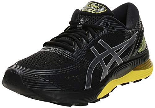 Asics Gel-Nimbus 21 1011a169-003, Zapatillas de Entrenamiento Hombre, Negro (Black 1011a169/003), 42 EU