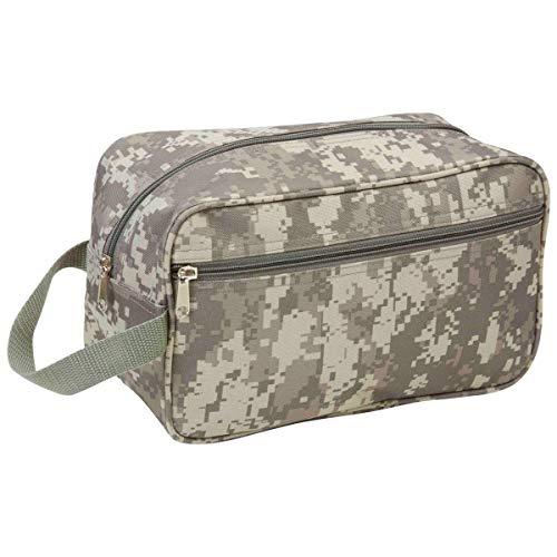 Maxam Extreme Pak wasserabweisende Reisetasche, ideal für Übernachtungen überall, Digital Camo, 28 cm