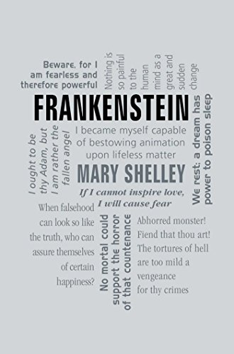 Download Frankenstein (Word Cloud Classics) 160710945X