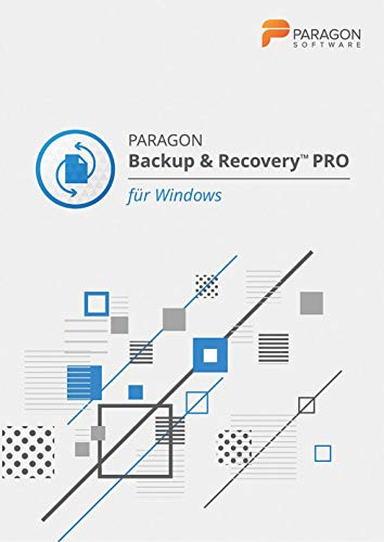 Paragon Backup & Recovery PRO | Professional | PC | PC Aktivierungscode per Email
