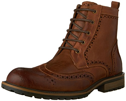 Steve Madden Men's Sprocket Boot, Tan, 11 M US
