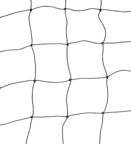 10mx10m(100qm)Taubenabwehrnetz Vogelabwehrnetz Katzenabwehrnetz Teichnetz Profiqualität aus Polyäthylen von MD in schwarz - 2