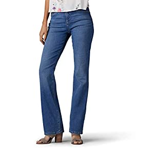 Lee Women's Tall Flex Motion Regular Fit Bootcut Jean