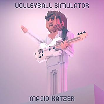 Volleyball Simulator (1988 C64 Game Version Pixelnerd Remaster 2020)