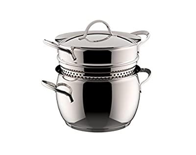 Lagostina Armonia Pastaiola All Heat Sources Including Induction Stainless Steel 22 cm