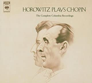 Horowitz Plays Chopin: The Complete Clumbia Recordings