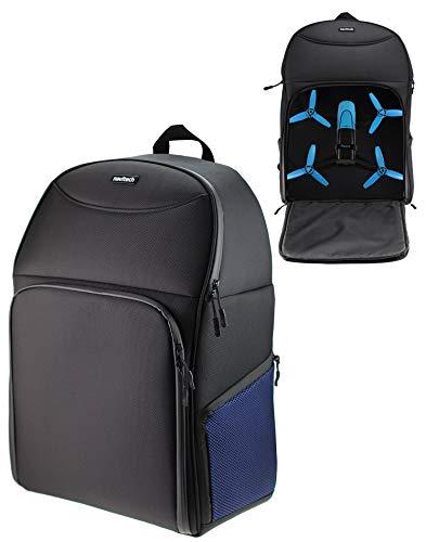 Navitech Camera Bags & Cases nero nero/blu Parrot bebop drone