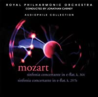 Sinfonia Concertante by Mozart (2012-02-14)