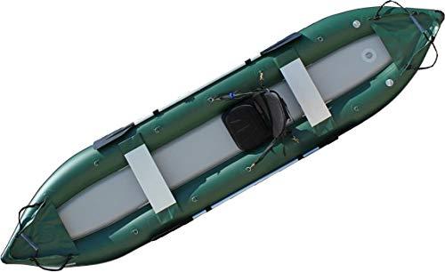 Saturn Pro-Angler Ocean Inflatable Tandem Kayak Review
