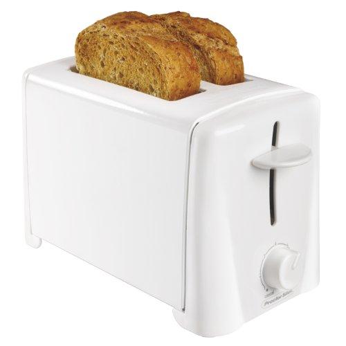 tostadora blanca fabricante Procter Silex