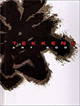 Limited Edition Tekken 6 Art Book