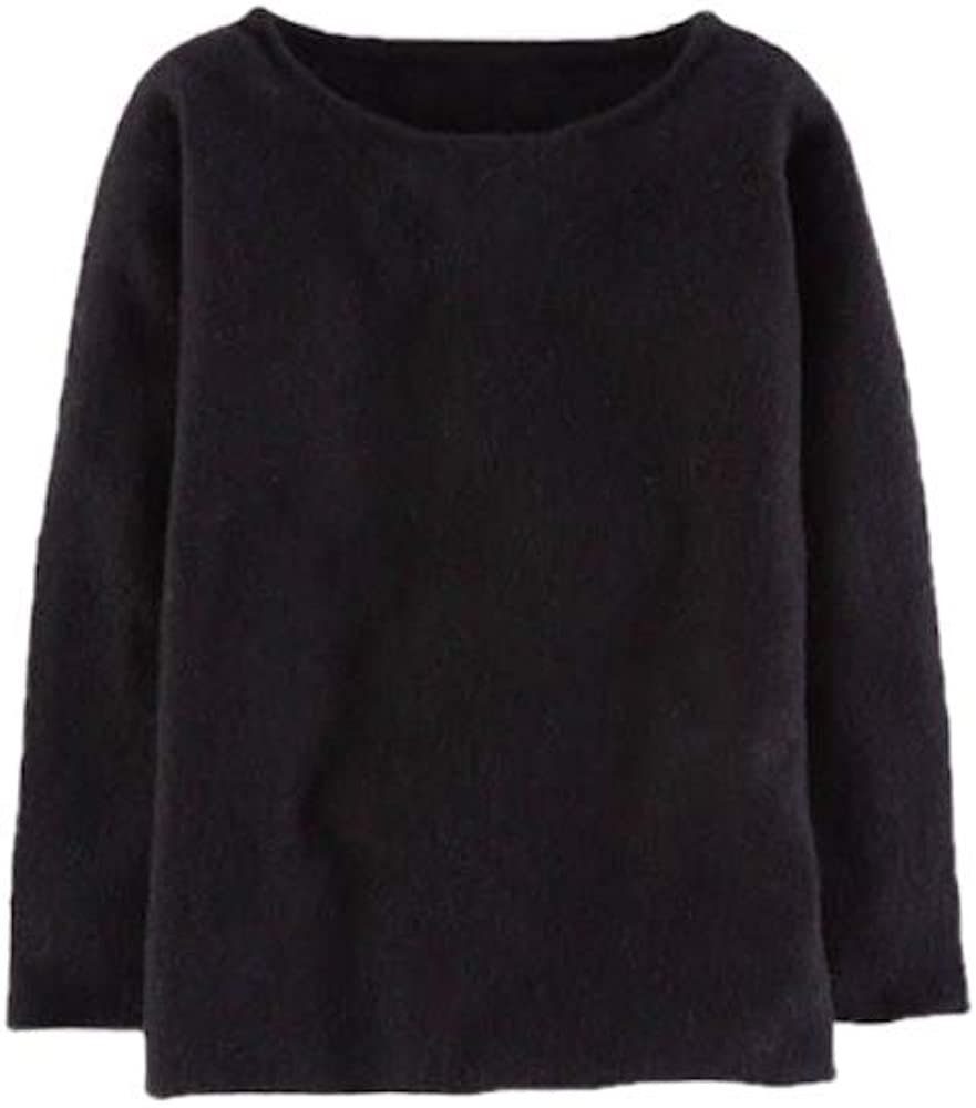 BODEN Black Mohair Jumper Sweater Pullover WK984 Size US 6