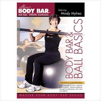 Body Bar and Ball Basics DVD by Body Bar