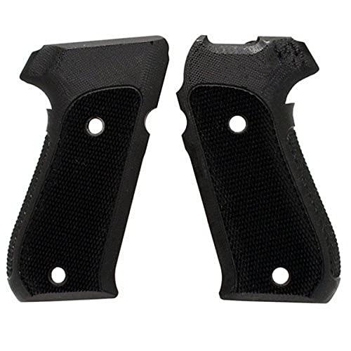 Hogue 20179 SIG P220 American DA/SA Solid Black G10 Grips