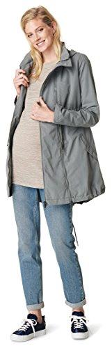 Noppies Damen Jacket Malin 2-Way Umstandsjacke, Grün (Light Army C191), XXL