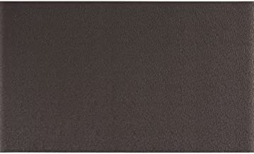 product image for Apache Mills MOI2026009003X60 - Pebble Emboss Anti-Fatigue Mat - Dry, Solid Surface, Thickness: 3/8 in, Width: 3 ft, Length: 60 ft, Color Black