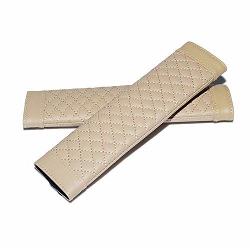 JISHUQICHEFUWU Cubierta del cinturón de Seguridad/Accesorios del Interior del Coche/decoración de los condones/Cubierta del cinturón de Seguridad del Coche/Piezas de automóvil, Metro