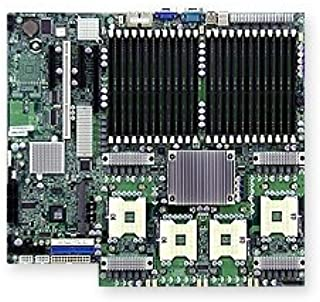 Supermicro MBD-X7QCE Quad 604-pin FC-PGA 6 Socket 6 SATA Ports Dual GbE LAN Ports ATI Graphics IPMI 2.0(SIMSO) Full Warranty