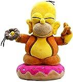 Peluche Homer Buddha 25 cm. Los Simpson. Kidrobot