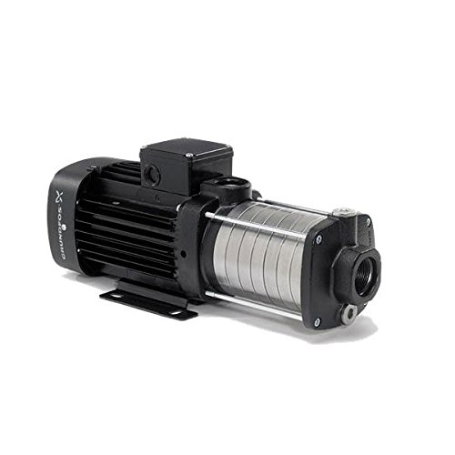 Grundfos–Pumpe cm-5–5A 1x 230V 1,61hp 1–11/4