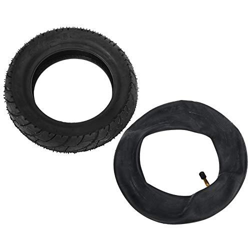 Neumático de Goma, Mano de Obra Exquisita Presión Igual Neumático de Material de Goma Tubo Interior para Scooter eléctrico