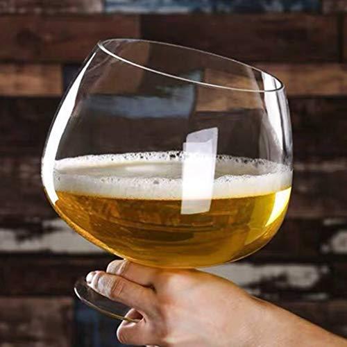 Weinglas Extra Large-Party Rotwein-Glas übergroße Riesen großen Kapazitäts-Bierglas Großes Becher Whisky Xuan - Worth Having (Size : 3500ML)
