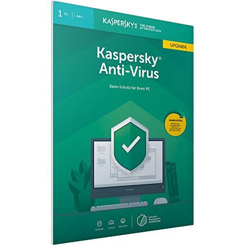 Kaspersky Anti-Virus Upgrade (Code in a Box) (FFP). Für Windows 7/8/10