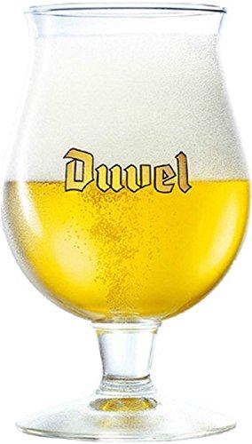 Brasserie Mortgaat Duvel Bierglas, 33cl