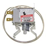 5304513033 Refrigerator Thermostat Compatible With Frigidaire Kenmore - Replaces 5304503436