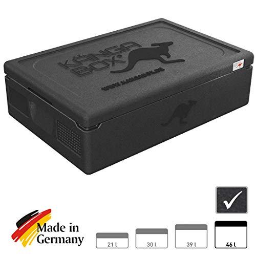 KÄNGABOX Expert GN 1/1. La Caja isotérmica para Profesionales. Alta reistencia térmica al conservar en frío o en Caliente.