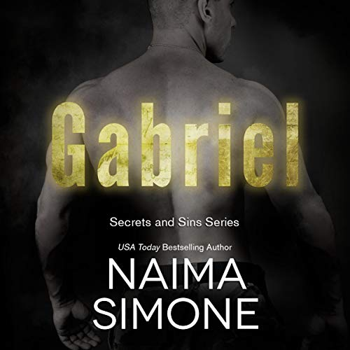 Secrets and Sins: Gabriel audiobook cover art